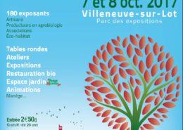 Horizon Vert 2017 affiche
